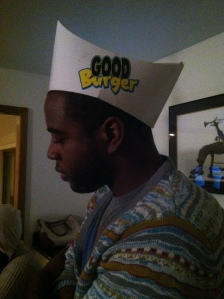 Welcome to Good Burger, home of the Good Burger!