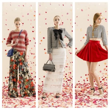 Alice+Olivia Resort 2014 collection