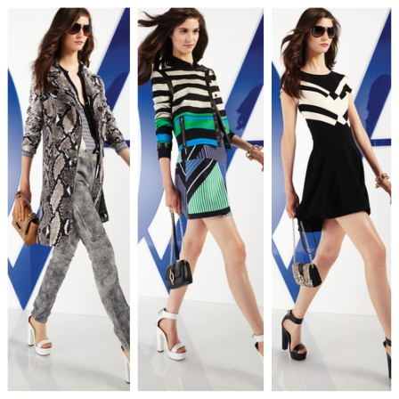 DVF Resort 2014 Collection