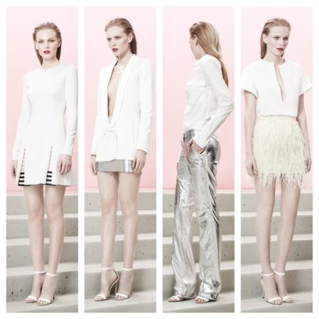 Wes Gordon Resort 2014 Collection