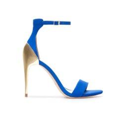 Blue Zara Sandal