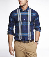 Express Plaid Shirt
