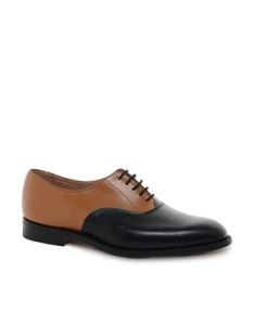 These men's shoes are a jazzy take on the classic oxford perfect for a sophisticated evening out.