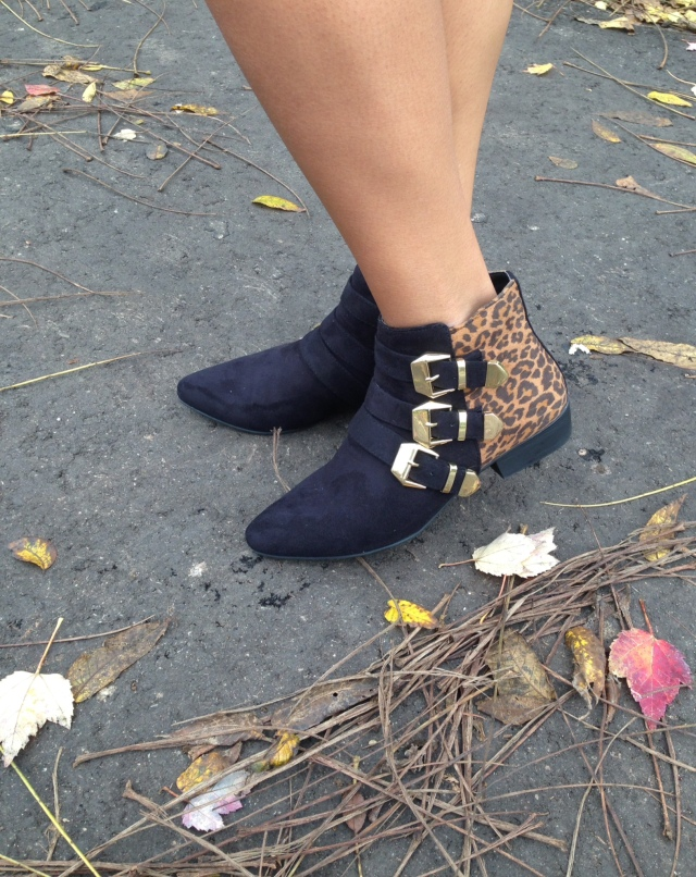 make me chic booties