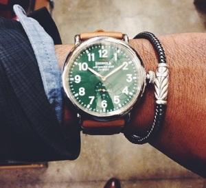 Chris Shinola Watch