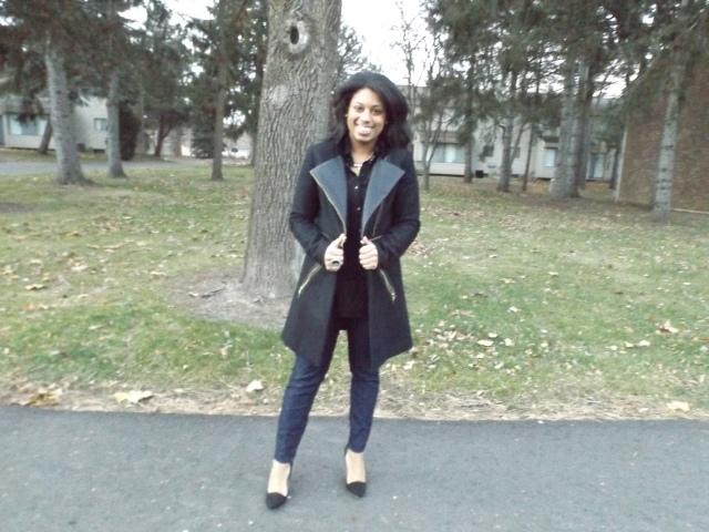 Rachel Roy Coat