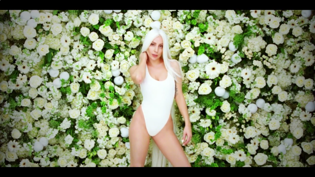 Lady Gaga White