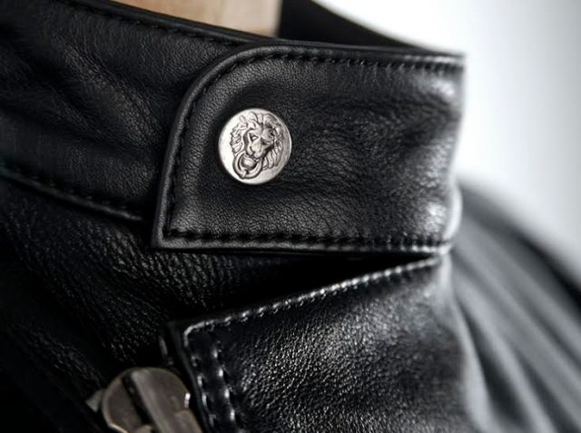 Joe Faris Black Leather