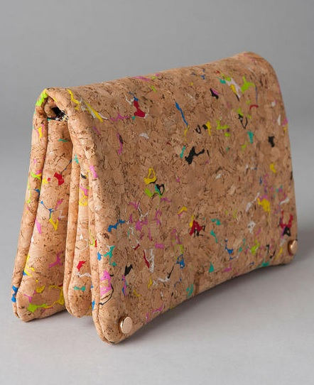 Charleston Cork Clutch