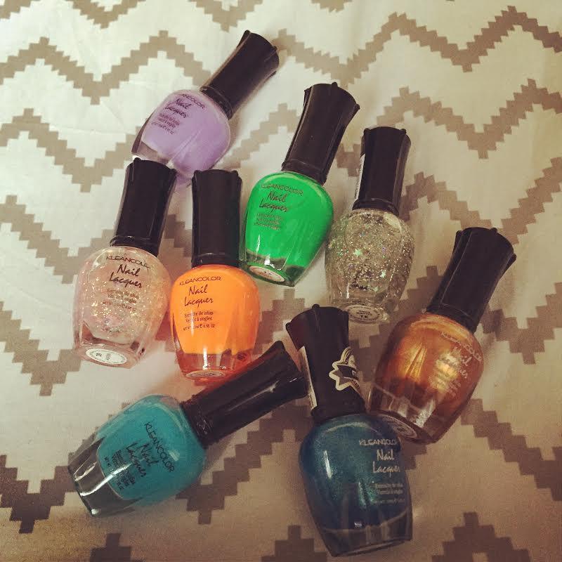 Good and cheap nail polish | F.A.B Cocktail