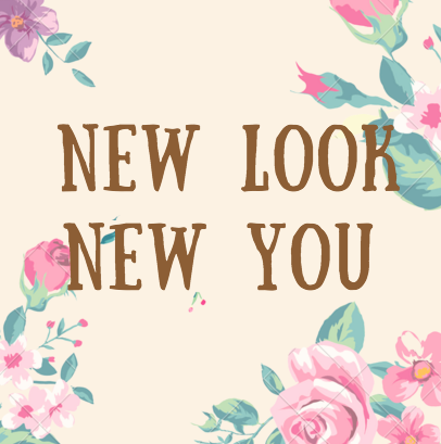 New Look, New You
