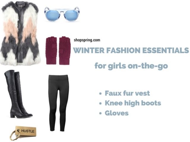 Winter Fashion Essentials