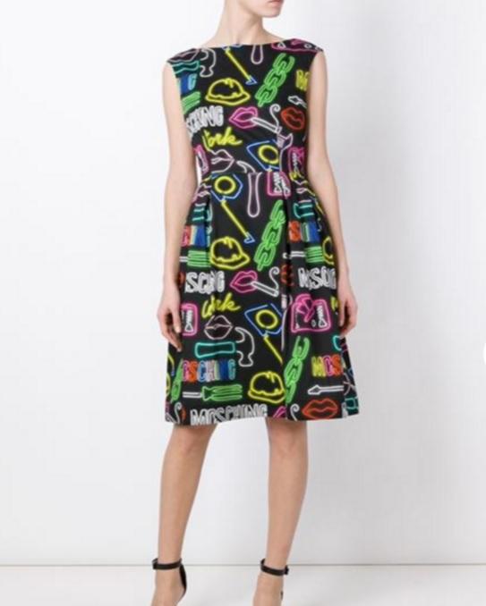 Neon Dress