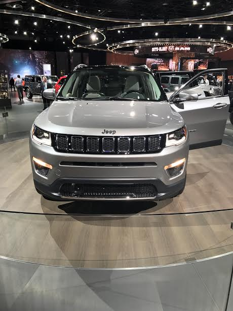 Jeep Compass Grey